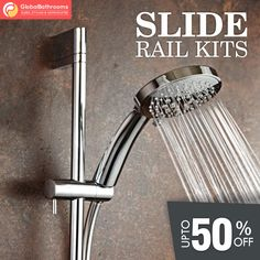 Still in search for the best bathroom slide rail kits?  Get them from Global bathroom UK at cheap and affordable rates.  To buy visit - https://goo.gl/1npHCL  #bathroomdecor #Sliderailkit #onlinedeals #bestoffers