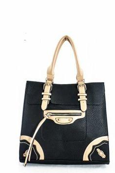 K8155. DESIGNER STYLE TOTE BAG #wholesaledesignerhandbags Wholesale Designer Handbags, Online Shopping Stores, Tote Bag, Stylish, Fashion Design, Totes, Tote Bags