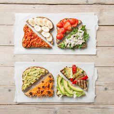 Wat is gezond en lekker broodbeleg? | Voedingscentrum