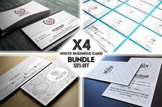 Marine business card by marvel on graphicsauthor templates white business card bundle by marvel on creativework247 colourmoves