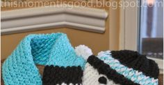 Cheerful Loom Knit Snowman Scarf...    Snowman Hat & Scarf Set, Directions for Hat can be found in earlier post dated 10/30/13     A couple...