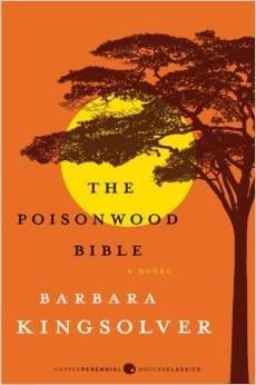The Poisonwood Bible by Barbara Kingsolver - read the Writer's Relief book review at goodreads.com