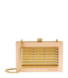 Elie Saab Metal Grill Box Clutch available to buy at Harrods. Shop women's designer accessories online and earn Rewards points.