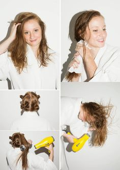 Life-Altering Ways to Use a Blow-Dryer