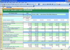 How To Prepare Financial Statements Balance Sheet  Income