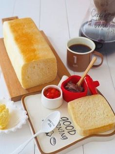 It can be done with milk carton! Let's make a mini bread! Cooking Bread, Fun Cooking, Sweets Recipes, Baking Recipes, Ramen Recipes, Carrot Recipes, Cabbage Recipes, Spinach Recipes, Avocado Recipes