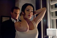 Still of Michael Shanks and Erica Durance in Saving Hope