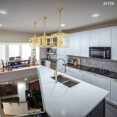 Using crisp 540 Painted Linen cabinetry, Carrie Diethorn of Barrons Enterprises, Inc. transformed an outdated kitchen into a timelessly fresh space. Linen Cabinet, Cabinet Doors, Painting Cabinets, Carrie, Kitchen Remodel, Crisp, Living Spaces, Kitchens, Kitchen Cabinets