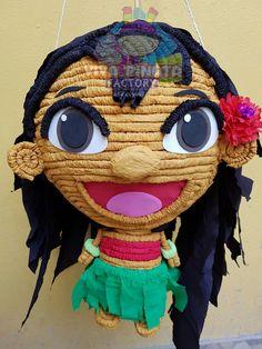 #Piñata #Lilo  Quieres aprender hacer piñatas como esta acude a nuestro Curso de Piñatas Básico y vuélvete un experto. Info Inbox
