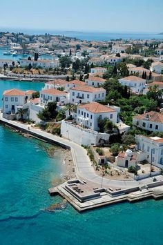Spetses island, Greece