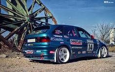 Astra f rallye