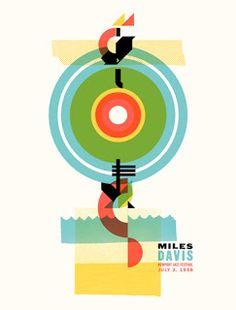 Miles Davis - by Aesthetic Apparatus