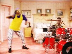 """Every Dance On """"The Fresh Prince Of Bel Air"""" <<< --- i just had to"""