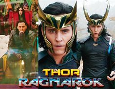 I need more Loki... Thor: Ragnarok
