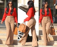Image detail for -kim kardashian style 2012 this look is perfect for the week! Work, drop kids at school! Is a everyday look! But also chic and elegant