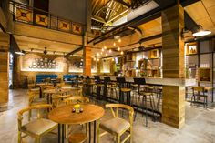 Monokrom Café & Bar by VIBE Design Studio, Bali – Indonesia » Retail Design Blog