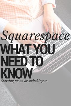 How to switch platforms or start your blog on Squarespace. Top tips for changing content management systems, buying a domain and why Squarespace is the best platform for bloggers and creatives.