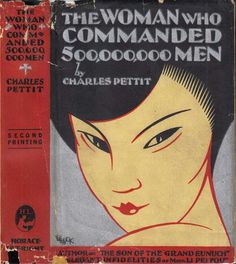 The Woman Who Commanded 500,000,000 Men ~ 1929
