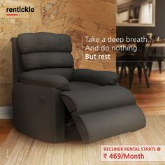 Comfy recliners for choosy snoozers. Find your comfort at a comfortable price. Book Now Thinking of Renting. Think of Rentickle! . . . #recliners #furnitureonrent #furniturerentals #rentickle #homefurniture #moderndesign #livingroom #familyroom #snoozers #comfortablerecliners