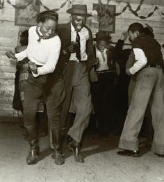 Jitterbugging on Saturday Night in a Juke Joint near Marcella Plantation, Clarksdale, Mississippi (1939). Marion Post Wolcott. Gelatin silver print