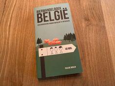 Boek review: Bierwandelboek België Cover