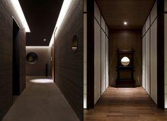 한국»소매 디자인 블로그 - 비트윈 공간 디자인, 서울로 KU 부산하거나 일본 일본어 식당 + 주점 레스토랑