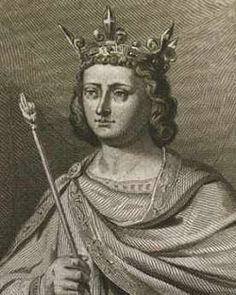 Louis X (4 October 1289 – 5 June 1316), called the Quarreler, the Headstrong, or the Stubborn (French: le Hutin) was a monarch of the House of Capet who ruled as King of Navarre (as Louis I) and Count of Champagne from 1305 and King of France from 1314 until his death.