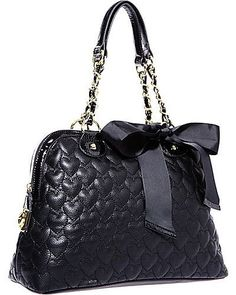 Betsy Johnson purse saw it at Ross and loved it but when looking it up saw the light pink version and I'm in love however at Ross the black is only $40.00 - merchandise bags, short bags, black and gold bag *sponsored https://www.pinterest.com/bags_bag/ https://www.pinterest.com/explore/bags/ https://www.pinterest.com/bags_bag/radley-bags/ http://shop.mango.com/US/women/accessories/bags