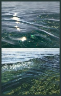 Ocean Oil Paintings Realistic seascapes and wave oil paintings by artist of the month, Irina Cumberland.Realistic seascapes and wave oil paintings by artist of the month, Irina Cumberland. Realistic Oil Painting, Oil Painting Tips, Oil Painting For Beginners, Oil Painting Techniques, Acrylic Painting Lessons, Painting Videos, Painting Tutorials, Painting Art, Abstract Landscape Painting