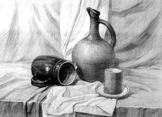 натюрморт из металлических предметов - Поиск в Google