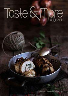 Taste&More Magazine gennaio - febbraio 2015 n° 12