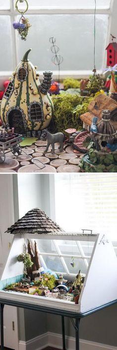 Best diy miniature fairy garden ideas (62)