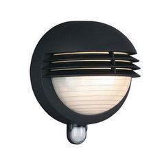 Philips Mive Boston Outdoor Wall Lantern Garden Light With Motion Sensor