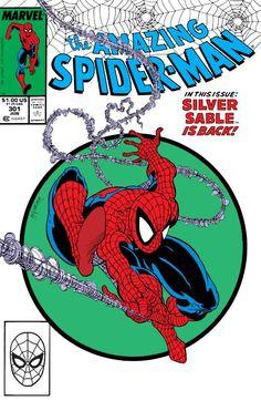 Amazing Spider-Man (1963) #301 #Marvel #AmazingSpiderMan (Cover Artist: Todd McFarlane)