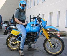 Yamaha Xt 600, Santa Cruz Bicycles, Enduro Motorcycle, Stunt Bike, Dual Sport, Mopeds, Moto Style, Scrambler, Motocross
