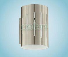 Nástěnné svítidlo MADRAS 1 1x33 W Nikl matný 91224  Eglo, Osvětlení, Vnitřní dekorativní osvětlení, Nástěnné a stropní svítidla, Eglo