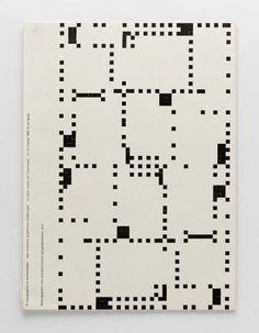 """stereo-duophonic: """" TM Typographische Monatsblätter, issue 10, 1955. Cover designer: Emil Ruder """""""