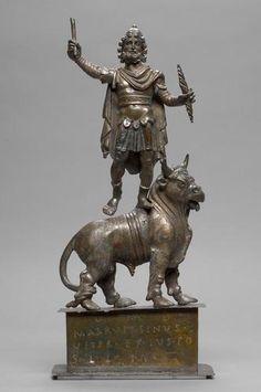 Jupiter Dolichenus  -  1 Half of the 3rd Century AD - Roman | Kunst Historisches Museum Wien