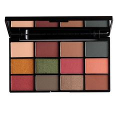 NYX In Your Element Shadow Palette - Earth