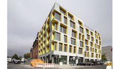 Lofts Frankfurt. 1100: Architekten. EQUITONE facade materials. equitone.com
