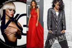 Rihanna ikoną stylu. Tak zadecydowała Amerykańska Rada Projektantów Mody | NaTemat.pl