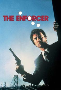 "Clint Eastwood as Dirty Harry in ""The Enforcer"" Clint Eastwood, Eastwood Movies, 1970s Movies, Vintage Movies, Really Good Movies, Love Movie, Drive In Movie Theater, Vhs Movie, Blockbuster Movies"