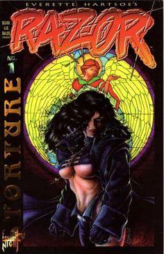 Razor: Torture (Volume) - Comic Vine