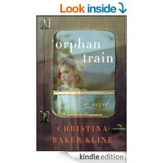 I'm reading much more since I got my Kindle Paper-White. Orphan Train is a gripping story of friendship and second chances from Christina Baker Kline, author of Bird in Hand and The Way Life Should Be.