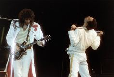 Brian May, Freddie Mercury