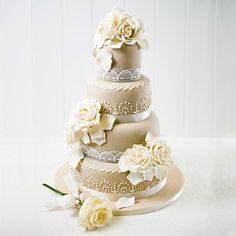 Wedding Gallery - Cakes by Robin
