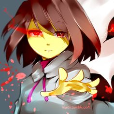 Epictale x Storyshift - Chara by kiacii-official on DeviantArt Undertale Memes, Undertale Drawings, Undertale Cute, Undertale Fanart, Undertale Comic, Frisk, Undertale Pictures, Toby Fox, Underswap