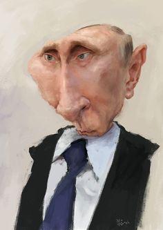 Olle Magnusson: Putin