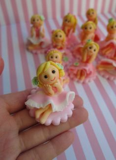 Fairy toppers