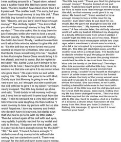 I know this is long buut so totally worth the read. Bawling :(